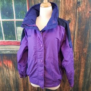 VINTAGE COLUMBIA SKIDADDLE WINDBREAKER JACKET